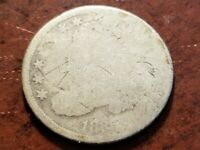 1835 CAPPED BUST SILVER DIME     INV04     DL422