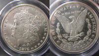 1878 CC CARSON CITY S$1 PCGS MINT STATE 63 SILVER MORGAN ONE DOLLAR US COIN