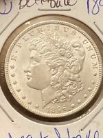 1896-P MORGAN DOLLAR UNCIRCULATED- FROM OLD COIN ROLL- GREAT STRIKE