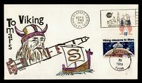 DR WHO 1975 KENNEDY SPACE CENTER VIKING MISSION MARS NASA HA