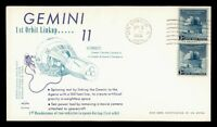 DR WHO 1966 CAPE CANAVERAL FL SPACE GEMINI 11 LINKUP SWANSON