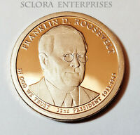 2014 S FRANKLIN D. ROOSEVELT PRESIDENTIAL  PROOF  COIN  SHIPS FREE