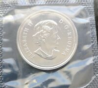 CANADA  50  CENTS  2006 P   PROOF  LIKE    SEALED  COIN