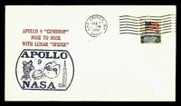 DR WHO 1969 LAS CRUCES NM SPACE TRACKING STA APOLLO 9 G19679