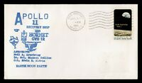 DR WHO 1969 SPACE APOLLO 11 RECOVERY NAVAL USS HORNET SHIP