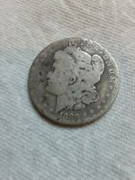 1880 - O MORGAN SILVER DOLLAR - SEE PICTURE 1015A