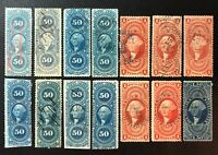 SCOTT FIRST ISSUE US REVENUES  14  MIX OF CANCELS S IN DESCR