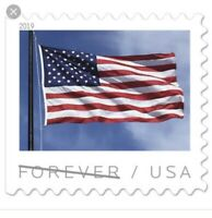 UNITED STATES FOREVER STAMPS ROLL OF 100