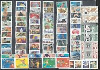 US AIRMAIL STAMPS 1970 2010 ALL MNH $16  FACE VALUE.