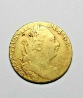 1775 GREAT BRITAIN GUINEA GOLD COIN