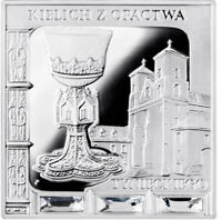 CHALICE FROM THE TYNIEC ABBEY MISSING WORKS OF ART PROOF SIL