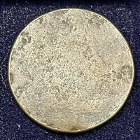 1794 LARGE CENT LIBERTY CAP FLOWING HAIR ONE CENT CIRCULATED 34669