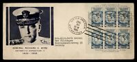 1935 LITTLE AMERICAN ANTARCTIC BYRD EXPEDITION II IMPERF S/S