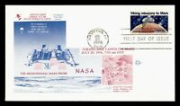 DR WHO 1978 FDC VIKING MARS SPACE VOYAGE C245732