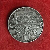 1893 COLUMBIAN EXPOSITION SO CALLED $ DECLARATION OF INDEPENDENCE. HK 157   648