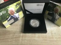 2018 PRINCE CHARLES 70TH BIRTHDAY SILVER PROOF COIN BOXED CO