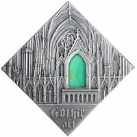 GOTHIC ART THE ART THAT CHANGED THE WORLD ANTIQUE FINISH SIL