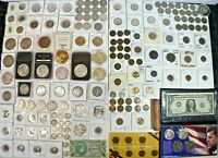 222 PIECES OF GOLD/SILVER/COLLECTOR/INVESTOR US ESTATE COIN