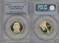 2007-S $1 THOMAS JEFFERSON PR70DCAM PCGS ERROR