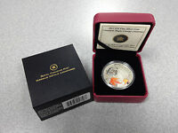 2013 ROYAL CANADIAN MINT $20 FINE SILVER COIN: CANADIAN MAPLE CANOPY   AUTUMN