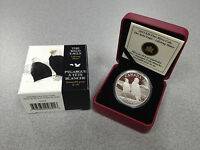 2013 ROYAL CANADIAN MINT $20 FINE SILVER COIN: THE BALD EAGLE   LIFELONG MATES