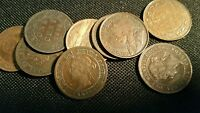20 MIXED CANADIAN LARGE PENNIES   DEALERS LOT BETTER GRADES 2013 NA CATALOG $145