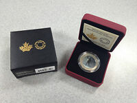 2015 ROYAL CANADIAN MINT   $0.25 COIN: HAUNTED CANADA SERIES   THE BRAKEMAN