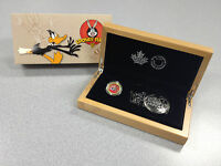 2015 ROYAL CANADIAN MINT   $100 GOLD COIN: BUGS BUNNY AND FRIENDS  LOONEY TUNES
