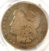 1893-O MORGAN SILVER DOLLAR $1 - PCGS G4 GOOD -  CERTIFIED KEY DATE COIN