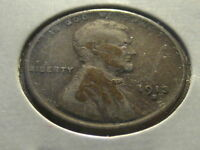 1913-S LINCOLN HEAD CENT FINE