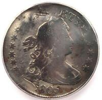 1805 DRAPED BUST QUARTER 25C   ICG G6 DETAILS GOOD    CERTIFIED COIN