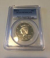 1995 S 50C KENNEDY HALF DOLLAR PROOF PCGS PR70DCAM