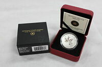 2013 ROYAL CANADIAN MINT   $10 SILVER COIN: MAPLE LEAF FOREVER