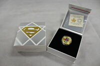 2015 ROYAL CANADIAN MINT   $100 GOLD COIN: SUPERMAN COMIC BOOK COVERS 4  1940