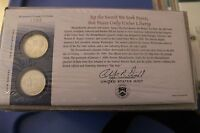 US MINT OFFICIAL 2000 MASSACHUSETTS FIRST DAY COVER NEW IN PACKAGE
