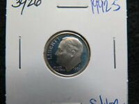 1992 S 10C SILVER ROOSEVELT DIME. PROOF SILVER DIME. STORE SALE 3926