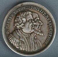 1730 MARTIN LUTHER  COMMEMORATIVE AUGSBURG CONFESSION BICENTENARY MEDAL