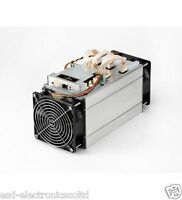 BITCOIN MINER ANTMINER S7 BATCH 16 WITH 4.73TH/S & APW3 12 1600 PSU