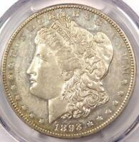 1893-O MORGAN SILVER DOLLAR $1 - PCGS AU53 -  DATE IN AU53 - CERTIFIED COIN