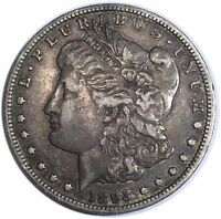 1893-O MORGAN SILVER DOLLAR   CIRCULATED  COIN  DATE