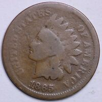 1865 INDIAN HEAD CENT PENNY R1TE