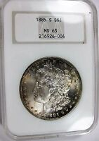 1880 S  MORGAN SILVER DOLLAR   INTRODUCTORY OFFER