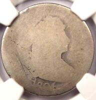 1806 DRAPED BUST QUARTER 25C   NGC POOR DETAILS    EARLY CERTIFIED COIN