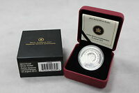 2013 RCM   PROOF SILVER $1 COIN: 100TH ANNIVERSARY OF CANADIAN ARCTIC EXHIBITION