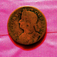1787 COLONIAL CONNECTICUT COIN COPPER COIN