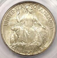1935 S SAN DIEGO HALF DOLLAR 50C   PCGS MS67    IN MS67   $925 VALUE
