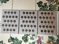 COMPLETE JEFFERSON NICKEL 1962 1995 / COLLECTOR'S ALBUM
