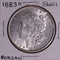 1883 O MORGAN SILVER DOLLAR 8681 MS