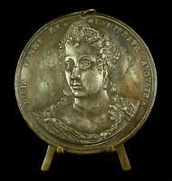 MEDAILLE C 1800 LIVIE LIVIA DRUSILLA WIFE EMPEROR AUGUST MOTHER OF TIBRE MEDAL