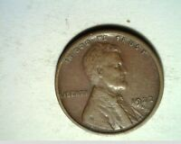 1922 D US WHEAT CENT CIRCULATED COPPER US 6306
